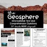 The Geosphere: Informational Text Passage and Comprehension Questions
