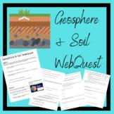 Geosphere and Soil WebQuest- NO key