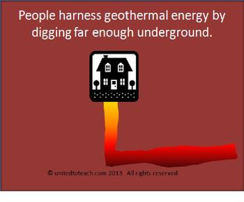 Geothermal, Nuclear, and Solar Energy