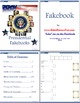 Gerald Ford Presidential Fakebook Template