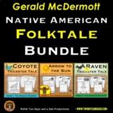 Gerald McDermott Native American Literature Standards Supp