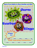 Germ Buster Bingo