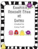Germ Busters - Keeping Oneself Free of Germs Lesson Plan