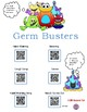 Germ Busters Listening Center Using QR Codes