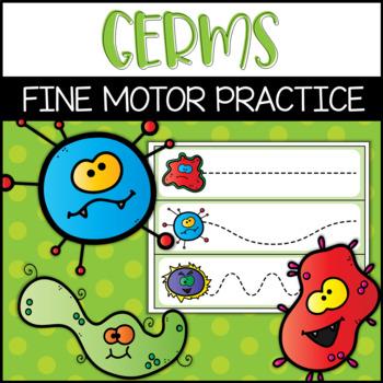 Germ Pre-Writing Practice