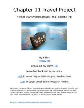 Travel Reisen Video Project