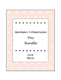 German-American Day * Bundle
