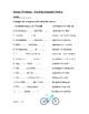 German Worksheets Bundle - Present Tense Verbs