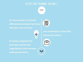 Cross-Cultural Training/Business English for ESL/EFL: German Business Etiquette