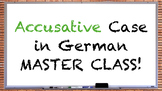 German Case System Master Class