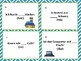 German Cases Task Cards (dative, accusative)