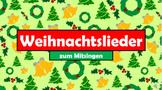 German Christmas Carols (Weihnachtslieder) - Lyrics and In