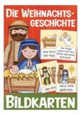 German Christmas Flash Cards, Bildkarten Weihnachten, Deutsch, Deutschland