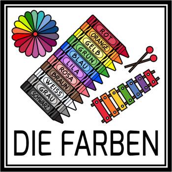 German Colors Printables (High Resolution)