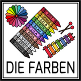 German Colors Printables (High Resolution)