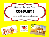 German Colours 2 with Flags