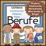 German Community Helpers Pack