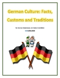 GEOGRAPHY:German Culture – Facts, Customs and Traditions – Reading Guide
