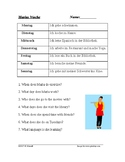German Days of the Week Worksheet - Die Wochentage