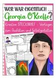 German presentation / Deutsch: Steckbrief Kunst -  Georgia