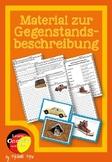 German- Deutsche Gegenstandsbeschreibung schreiben