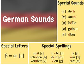 German Diction for Singers - unique sounds