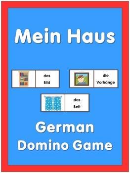German Domino Game  Mein Haus