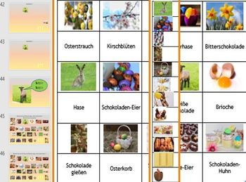 German Ostern Easter: 3 resources in one BUNDLE