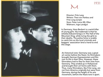 German Film - Germany - Film - Movie - 113 Slides - 24 Films