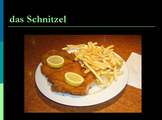 German Food Activity Bundle