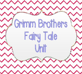 German Fractured Fairy Tale Unit