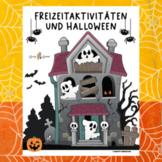 "German Free Time Activities & Halloween, Hobbies, ""Was mac"
