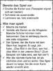"""German Game Vocabulary -Fruits&Vegetables- """"Ich habe...Wer hat...? Obst&Gemüse"""""""