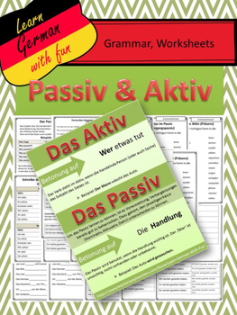 German Grammar Teaching Resources | Teachers Pay Teachers