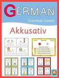 German Grammar Games  Akkusativ