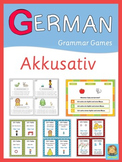 German Grammar Games  Akkusativ