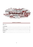 German Grammar Revision and Reference Booklet