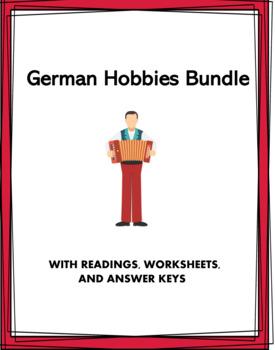 German Hobbies Bundle: Hobbys und Interessen Lesungen
