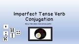 German Imperfect Tense Dice Conjugation Game