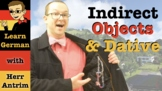 German Indirect Objects and the Dative Case