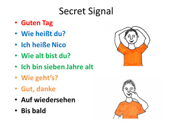 First 2 German Lessons. German Introduction Bundle. Powerpoints and Resources.