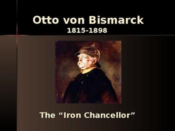 German & Italian Unification - Key Figures - Otto von Bismarck