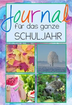 German Journal- Deutsches Journal mit vielen Schreibanlässen