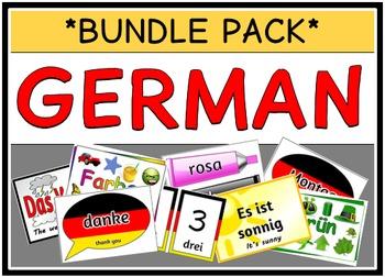 German Language (BUNDLE PACK)