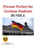 German Level 2 (A.2) Present Perfect Resources BUNDLE (Das