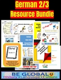 German Level 2/3 Resource Bundle (A.1/A.2)