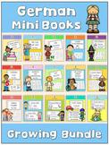 German Mini Books - Growing Bundle