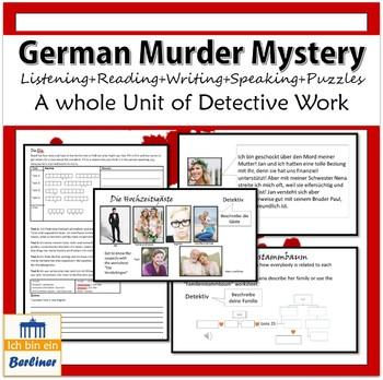 German Murder Mystery - Mord auf der Hochzeit