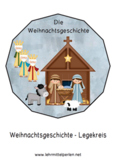 German Nativity-Wheel