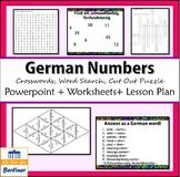 German Numbers 1-100 (Die Zahlen von 1 bis 100)